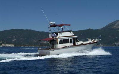 Daily Fishing Yacht