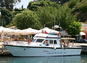 Greek Boat Daily Cruises