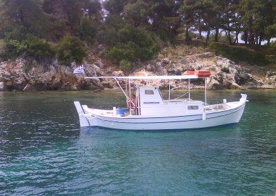 corfuboat