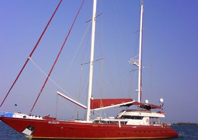 redsailingyacht