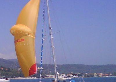 yachtwithspinnaker